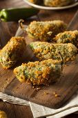 picture of jalapeno  - Homemade Breaded Jalapeno Poppers with Cream Cheese - JPG