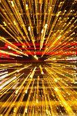 Abstract speed technology background fiber optics