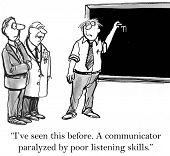 Poor Listening Skills