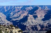 Gran Canyon South Rim in Arizona