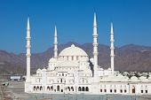 Grand Mosque In Fujairah