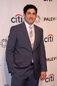 LOS ANGELES - MAR 14:  Jason Biggs at the PaleyFEST -