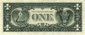"picture of two dollar bill  - ""Two Hearts Become One"" Photo-Illustration of a dollar bill retouched to include two hearts. - JPG"