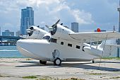Twin Engined Seaplane