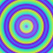 image of muzzy  - Nice and crazy abstract colorful concentric circles - JPG