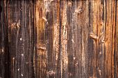 Background of Aged And Textured Wood