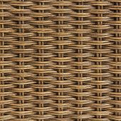 close up chair rattan texture background