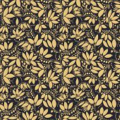 foto of barberry  - barberry seamless pattern - JPG