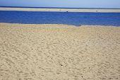 picture of martha  - Beach on the island of Chappaquiddick in Massachusetts - JPG