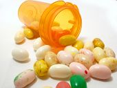 Don't Cry Over Spilt Jellybeans