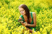 botanist woman