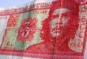 Постер, плакат: Че Гевара банкноты