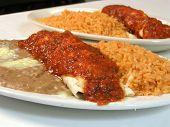 Burrito plato 2