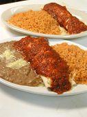 Burrito plato 3