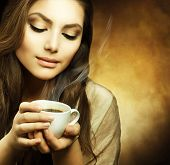 stock photo of aromatic  - Coffee - JPG