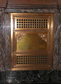 Art Deco Grating