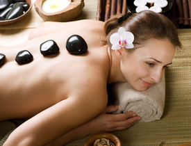 image of stone-therapy  - Spa - JPG
