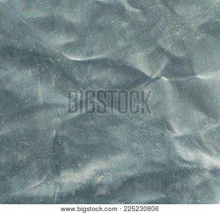 poster of Blue Polyethylene Texture