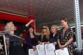 Los Angeles aug 11: Jane Wiedlin, gehen Sie gehen an der Zeremonie für die Gogo 's Stern auf der Hollywo