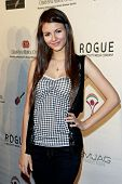 LOS ANGELES - JUN 14: Victoria Justice at the Rock-N-Reel event held at Culver Studios in Los Angele