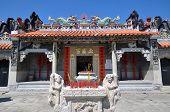 Pak Tai Temple, Cheung Chau
