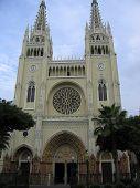 Ecuador, Guayaquil's metropolitan cathedral
