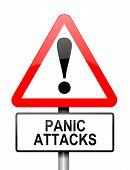 Panic Attack Warning.