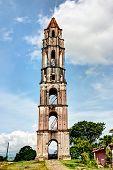 Iznaga estate tower, Cuba