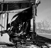 Fire Destruction