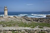 Lighthouse Of Muxia, Costa Da Morte, La Coru�a, Galicia, Spain