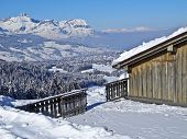 Megeve (French Alps