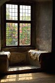 Window In A Castle