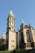 Cathedral Of Naumburg, Germany