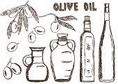 Olive Oils Doodles