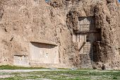 Naqsh-e Rustam Tomb of Persian Kings