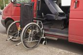 Wheelchair Van