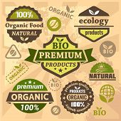 ecology and bio labels