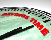 Savings Time - Clock