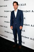 NEW YORK- OCT 17: Actor Paul Rudd attends the Project A.L.S. 15th Anniversary benefit at Roseland Ba