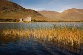 Kilchurn Castle, Argyll and Bute, Scotland