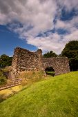 Lochmaben Castle, Dumfries and Galloway, Scotland
