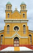stock photo of curacao  - Cathedral - JPG