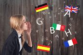 stock photo of understanding  - Foreign Language - JPG