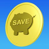 picture of slash  - Save Coin Meaning Price Slashed And On Special - JPG
