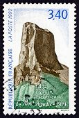Postage Stamp France 1992 Mont Aiguille