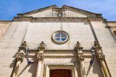 Convent of SS. Concezione. Montescaglioso. Basilicata.
