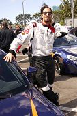 LONG BEACH - APR 1: Adrien Brody at the 37th Annual Toyota Pro/Celebrity Race Practice Day on April