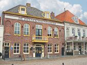 In The Dutch Town Of Heusden . Netherlands