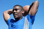 Basketball Dunker Close Up