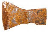 Old Rusty Ax